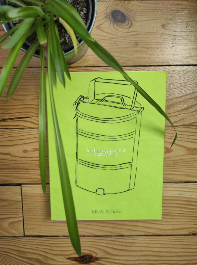 Livre Une histoire par jour et une plante verte