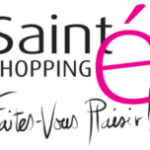 logo sainté shopping Association des commercants de Saint-Étienne