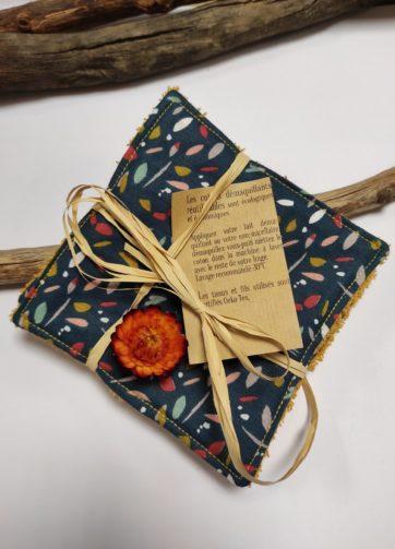Grand Coton Confetti éponge jaune (1)
