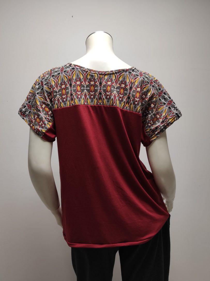 T-Shirt Kani KaléidoRed Julie Bonnard Créatrice Saint-Étienne (5)