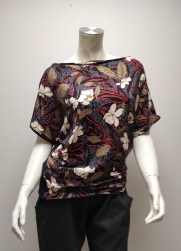 T-shirt Testa Night Flower Julie Bonnard Créatrice Saint-Étienne (8)