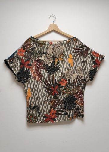 T-Shirt Testa Jungle Julie Bonnard Créatrice Textile Saint Etienne (3)